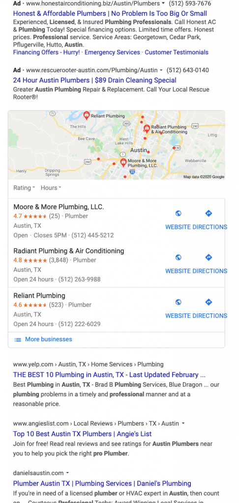 seo-sem-ppc-search-results-plumbers